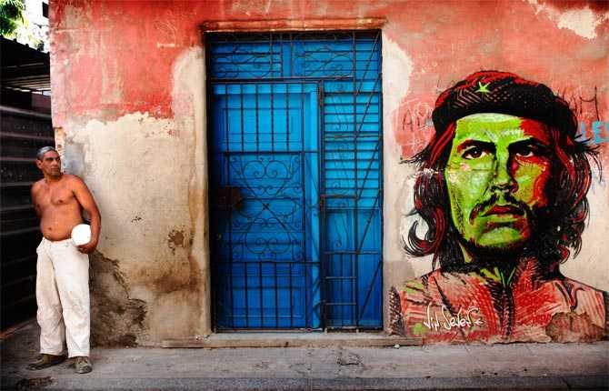 """FOTOGRAF JANNE DANIELSSON BERÄTTAR OM SINA BILDER FRÅN HAVANNA: """"Den gamla stadsdelen, La Habana Vieja, engagerar, väcker känslor och förundran."""""""
