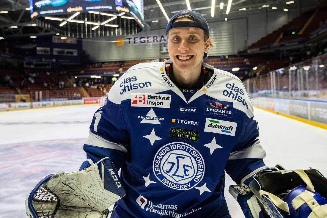 Jonas Arntzen klar för Örebro i SHL