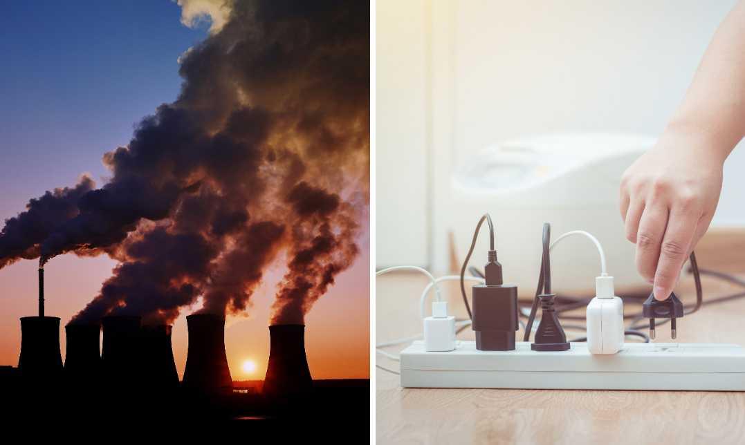 Priset på kol driver upp elpriserna.