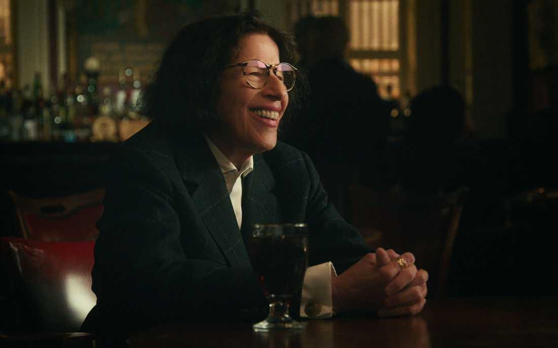 """Författaren Fran Lebowitz är huvudpersonen i tv-serien """"Pretend it's a city""""."""