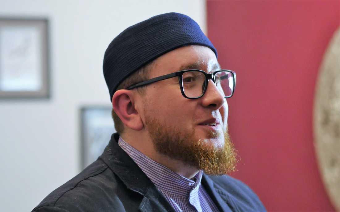 Samir Muric, imam i Arlöv