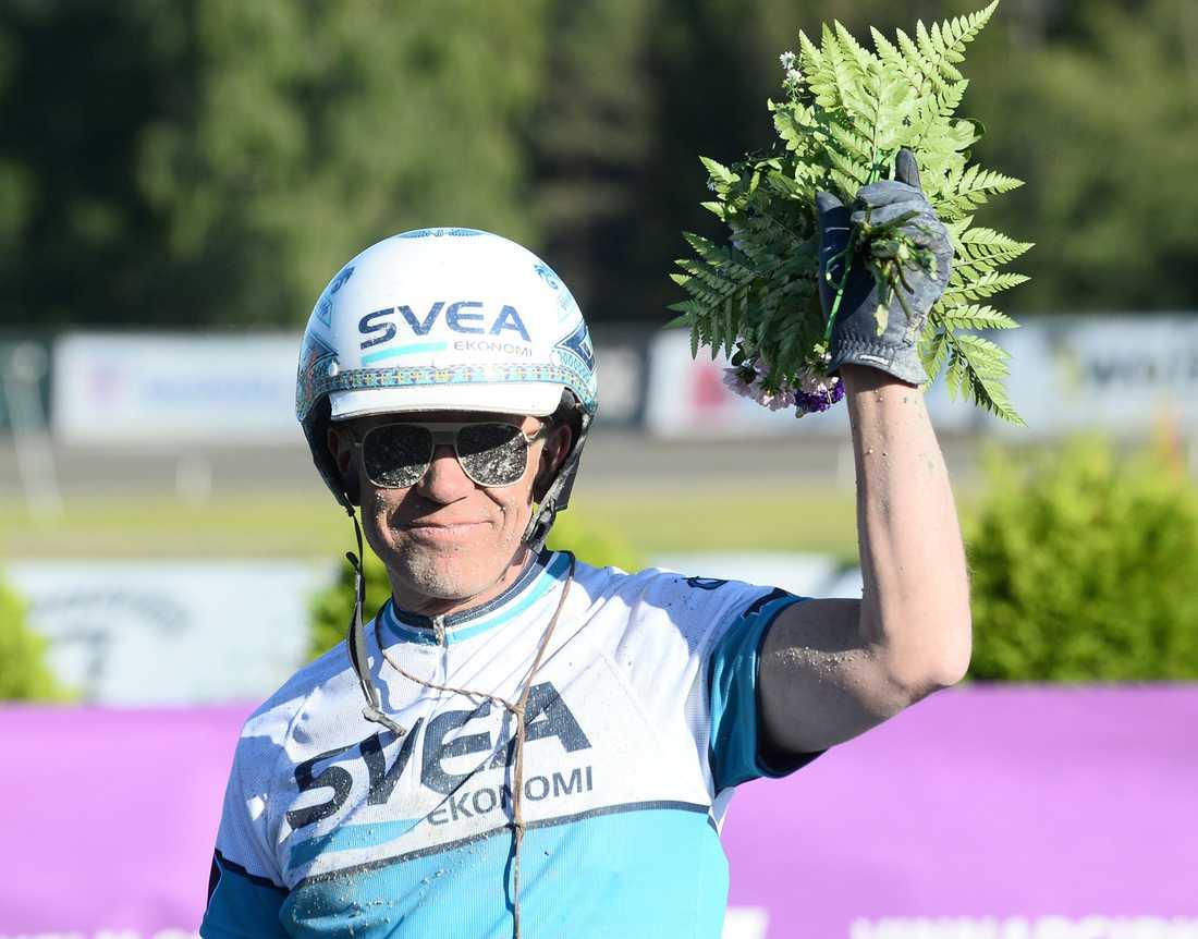 Örjan Kihlström jagar tredje raka Åbergs-titeln med Propulsion.