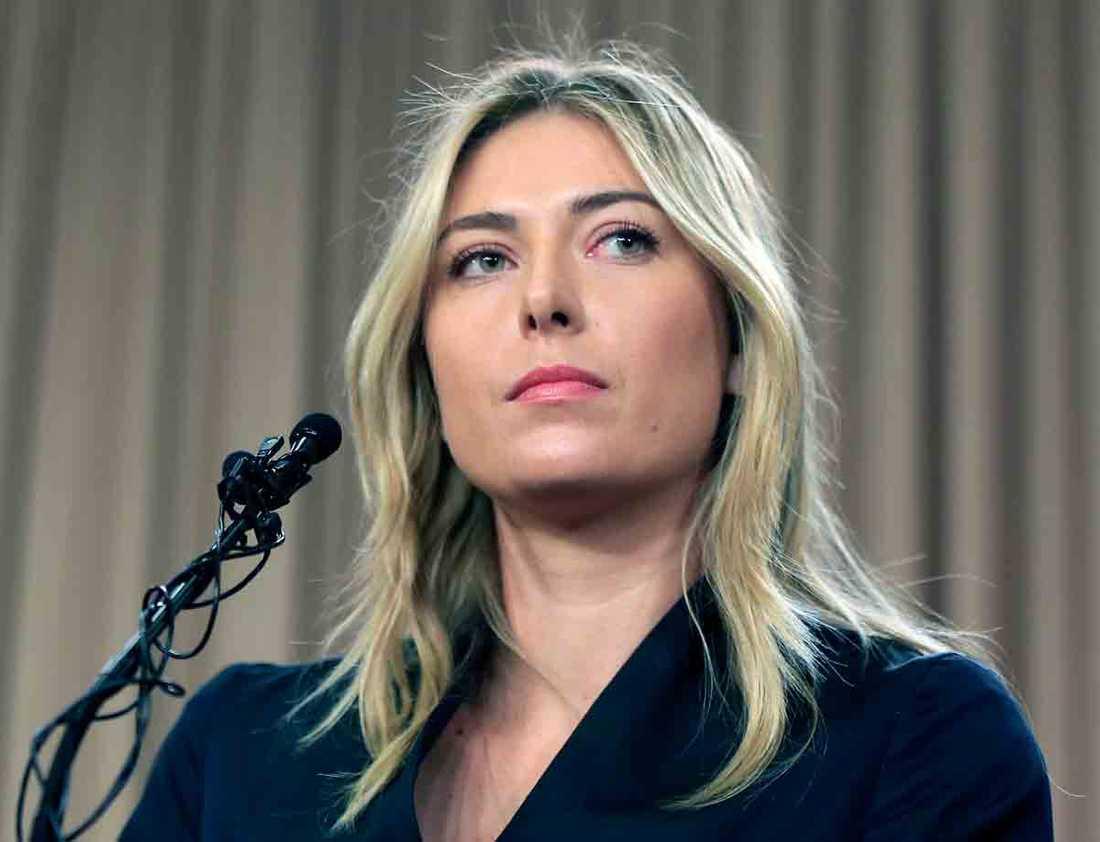 Maria Sjarapova.