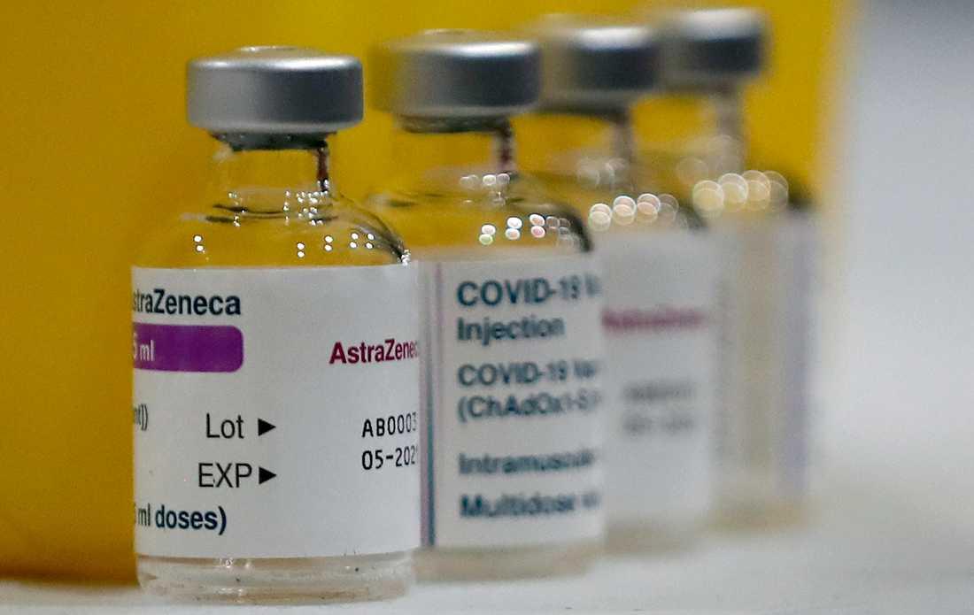 Kan ha lämnat ofullständig bild av vaccinet.