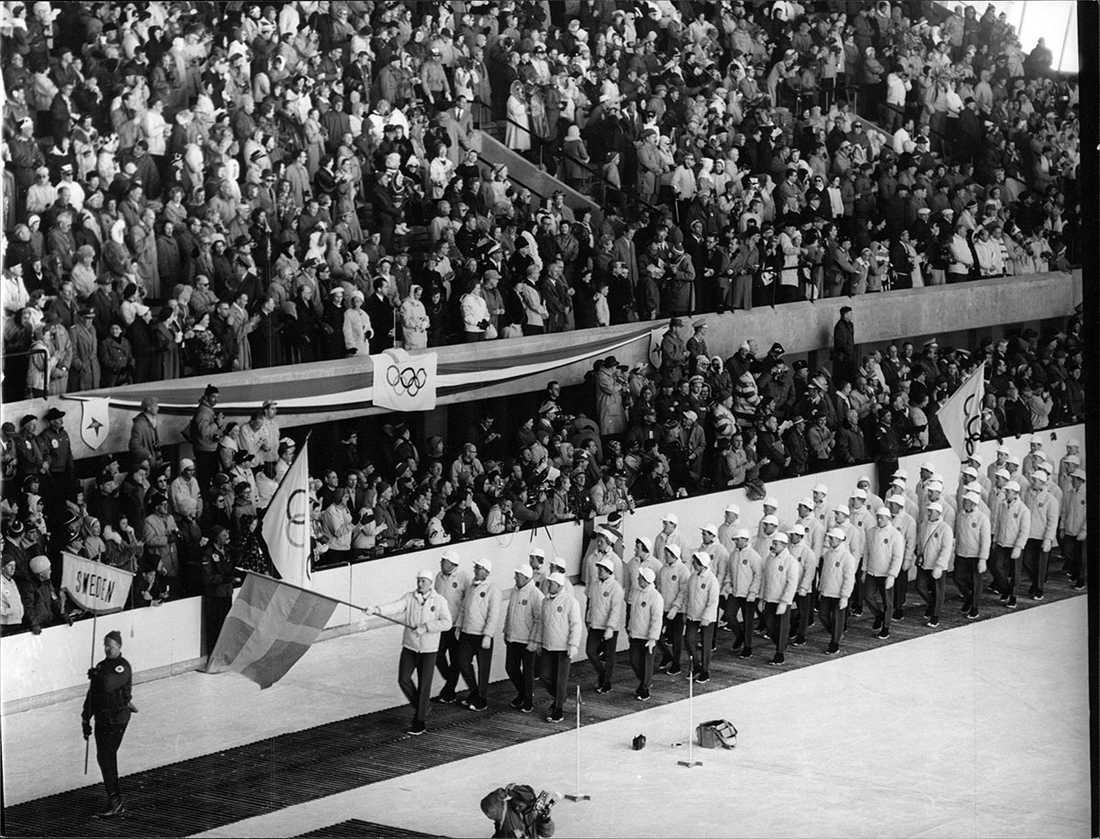 OS i Squaw valley 1960, Einar Granath, ishockeyspelare