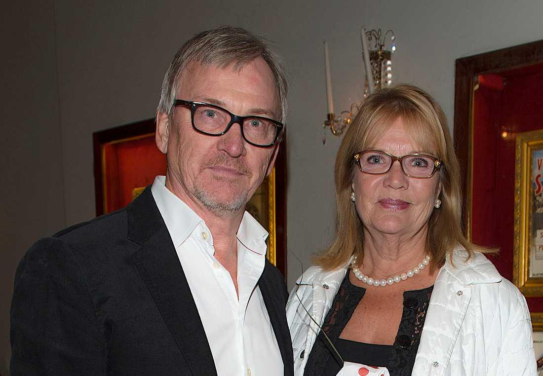 Aviciis föräldrar Klas Bergling och Anki Lidén.
