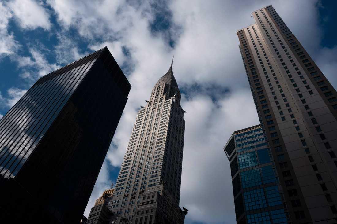 """Chrysler Building (mitten) finns inte med i nya """"Spider-man: Miles Morales"""""""