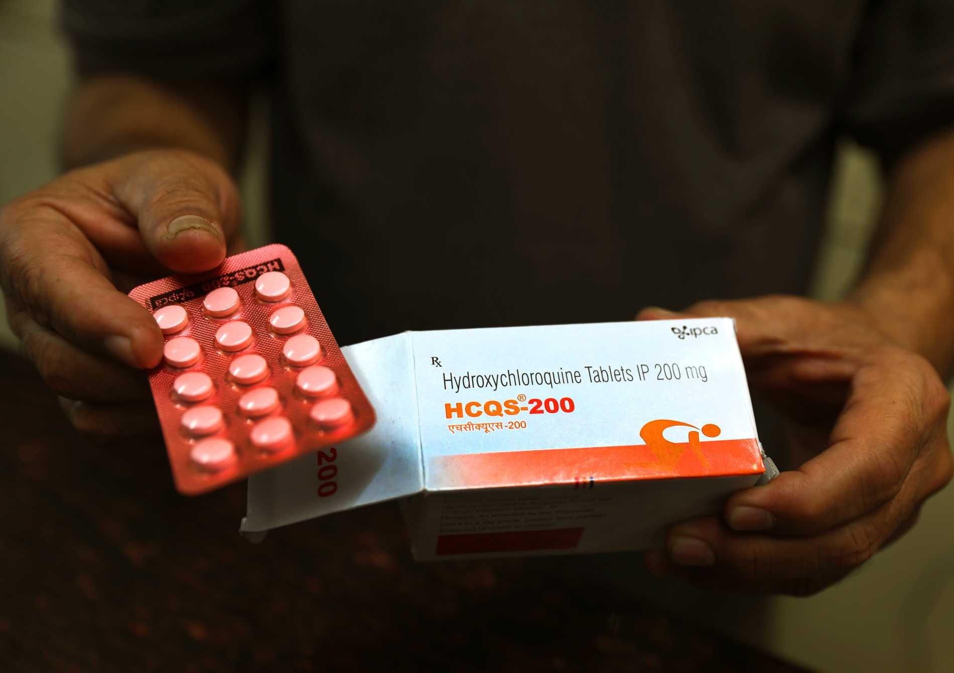 Hydroxiklorikin och klorokin är inte längre godkänt för behandling för covid-19, enligt beslut från det amerikanska läkemedelsverket. Arkivbild
