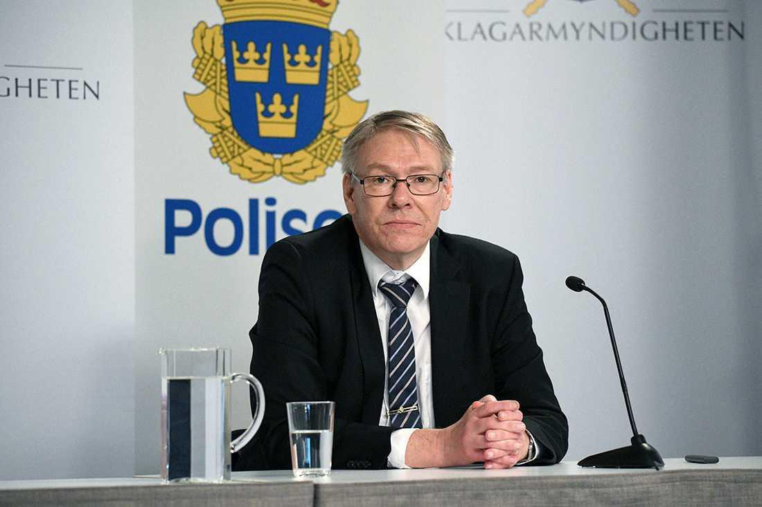 Förra onsdagen höll chefsåklagare Krister Petersson presskonferens och utpekade Stig Engström som Olof Palmes trolige mördare.