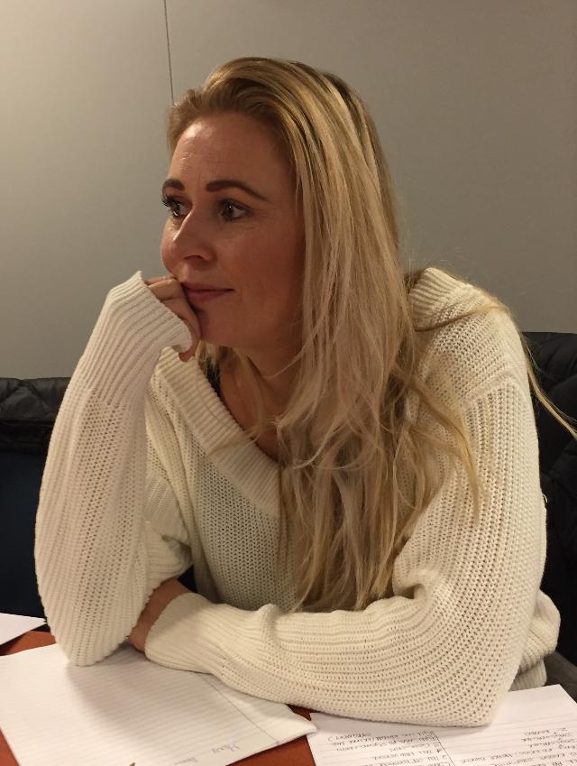 Hanne Kristiansen är själv kock och är besviken på Mcdonalds.