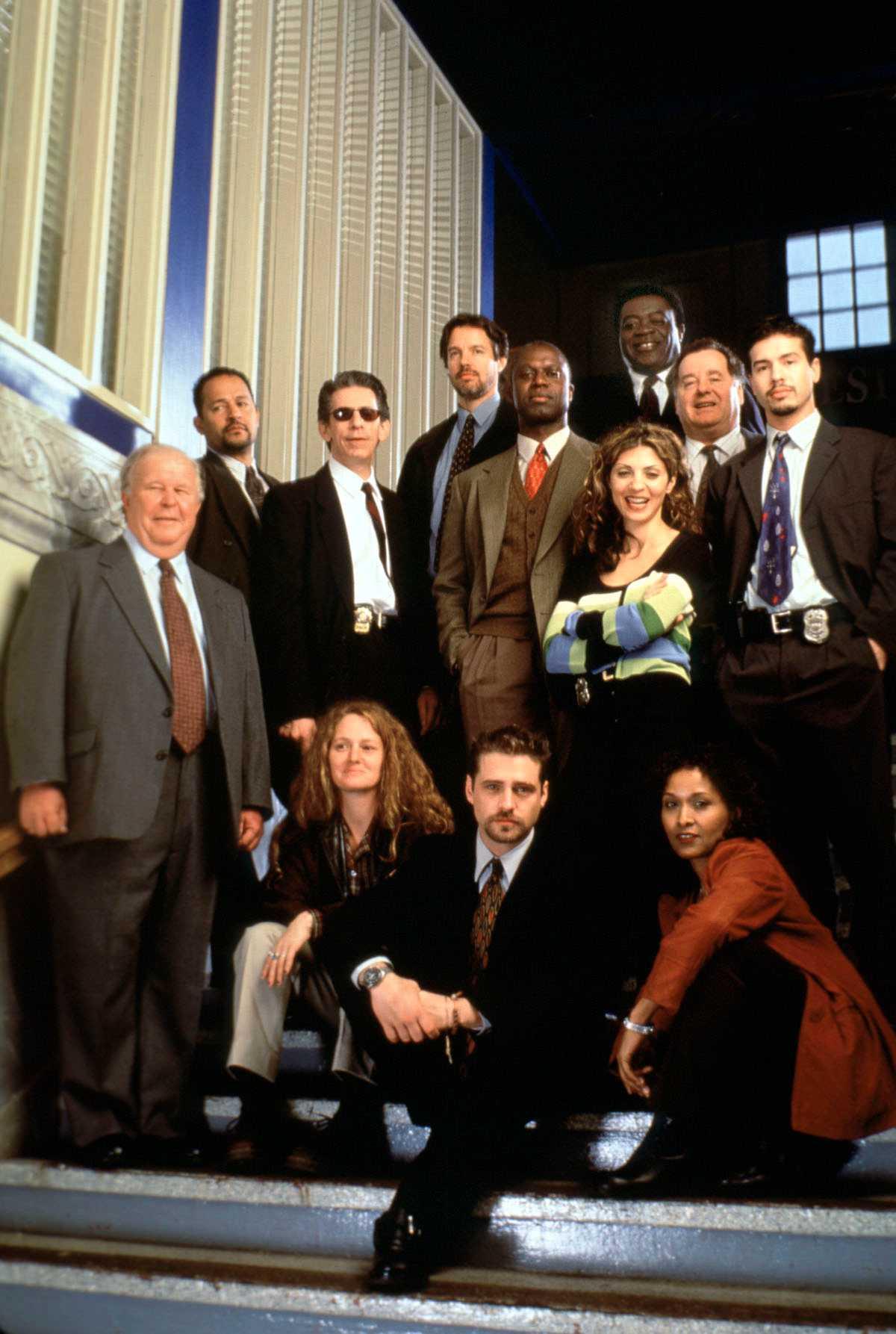 """Ned Beatty i klassiska tv-serien """"Uppdrag mord""""."""