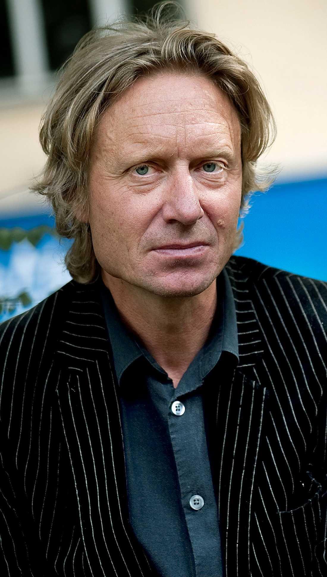 Bengt Ohlsson, författare och krönikör.