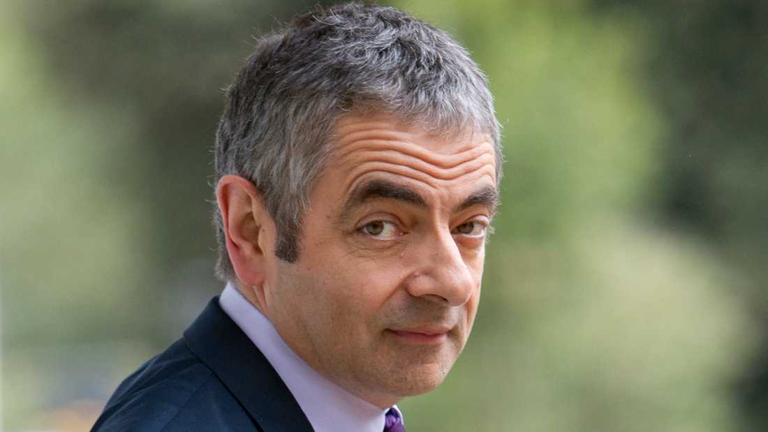 Rowan Atkinson.