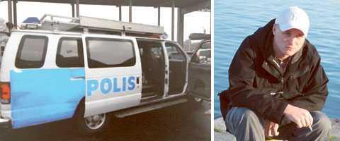 slagen med batong Johan Liljeqvist hade grälat med flickvännen och var upprörd när han lämnade festen i Göteborg den 19 april förra året. När några poliser såg honom slå in bakrutan på en kamrats bil utbröt ett bråk. Han blev slagen med batong och sprejad med pepparsprej. Johan låg i respirator i en vecka innan han avled den 26 april.