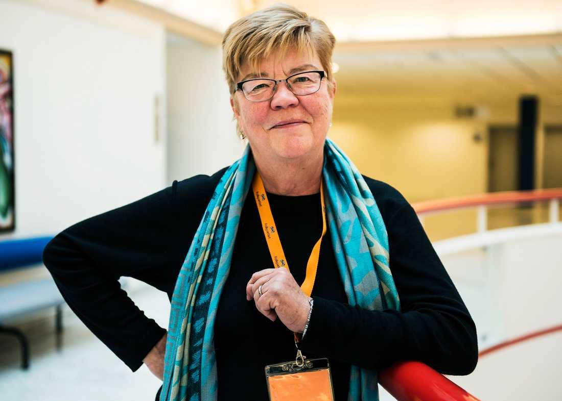 Lena Mellin går in som ansvarig utgivare för Aftonbladet.