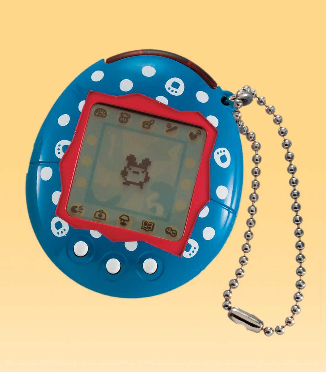 1997 var det elektroniska husdjuret årets julklapp.