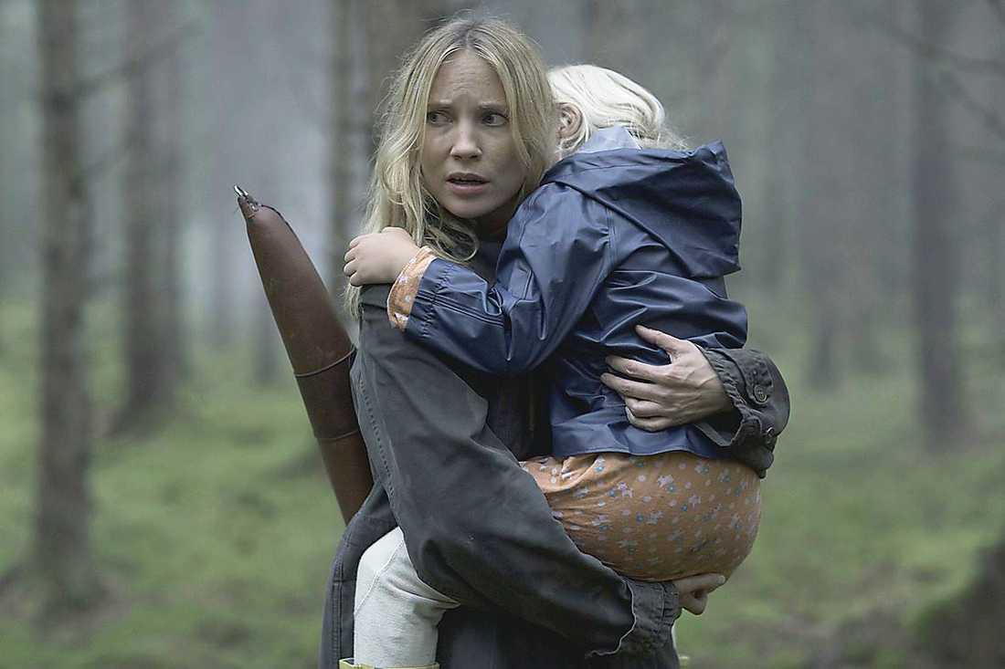 Moa Gammel har huvudrollen i serien.