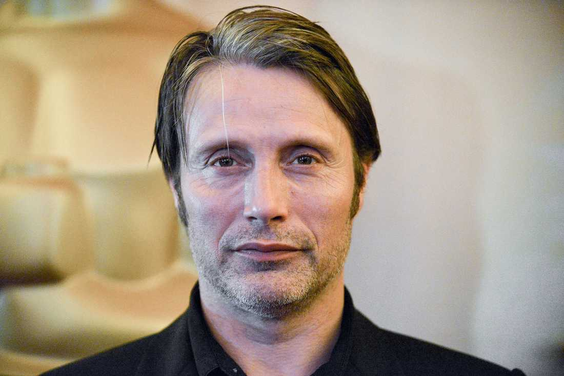Göran Hägglund ser gärna Mads Mikkelsen i rollen som honom själv.