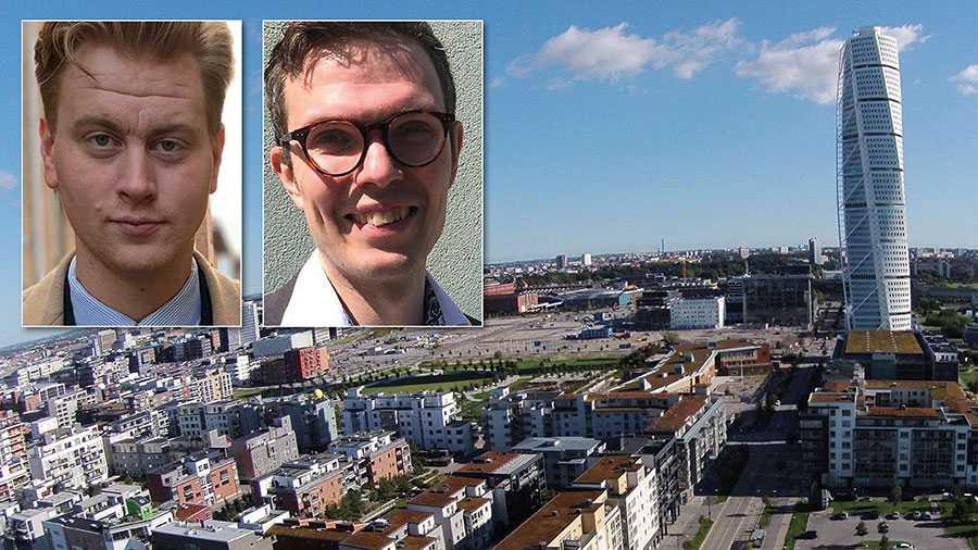 Ett innovativt grönare Malmö med grönska som är både nytänkande och yteffektiv måste vara visionen för framtiden, skriver Anton Sauer och Martin Molin.