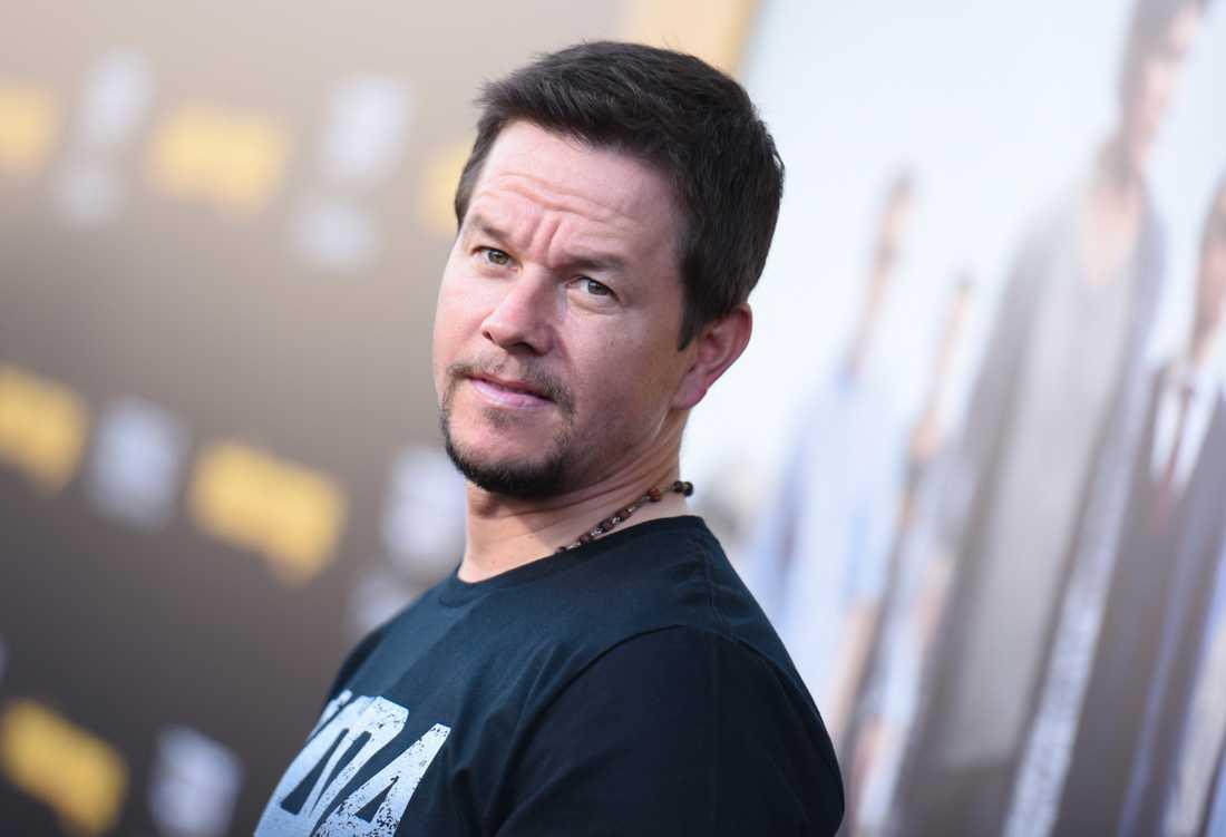 """Mark Wahlberg på """"Entourage""""-premiären."""