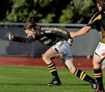 ett hinder ur vägen Mats Rubarth gjorde AIK:s och matchens enda mål.