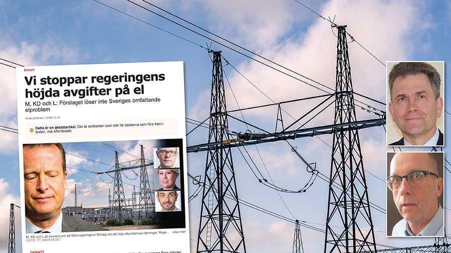 Utan mål och ansvar kommer energimarknaden att fortsätta vara ett lapptäcke av kortsiktiga politiska åtgärder, skriver Erik von Hofsten och Anders Pettersson.