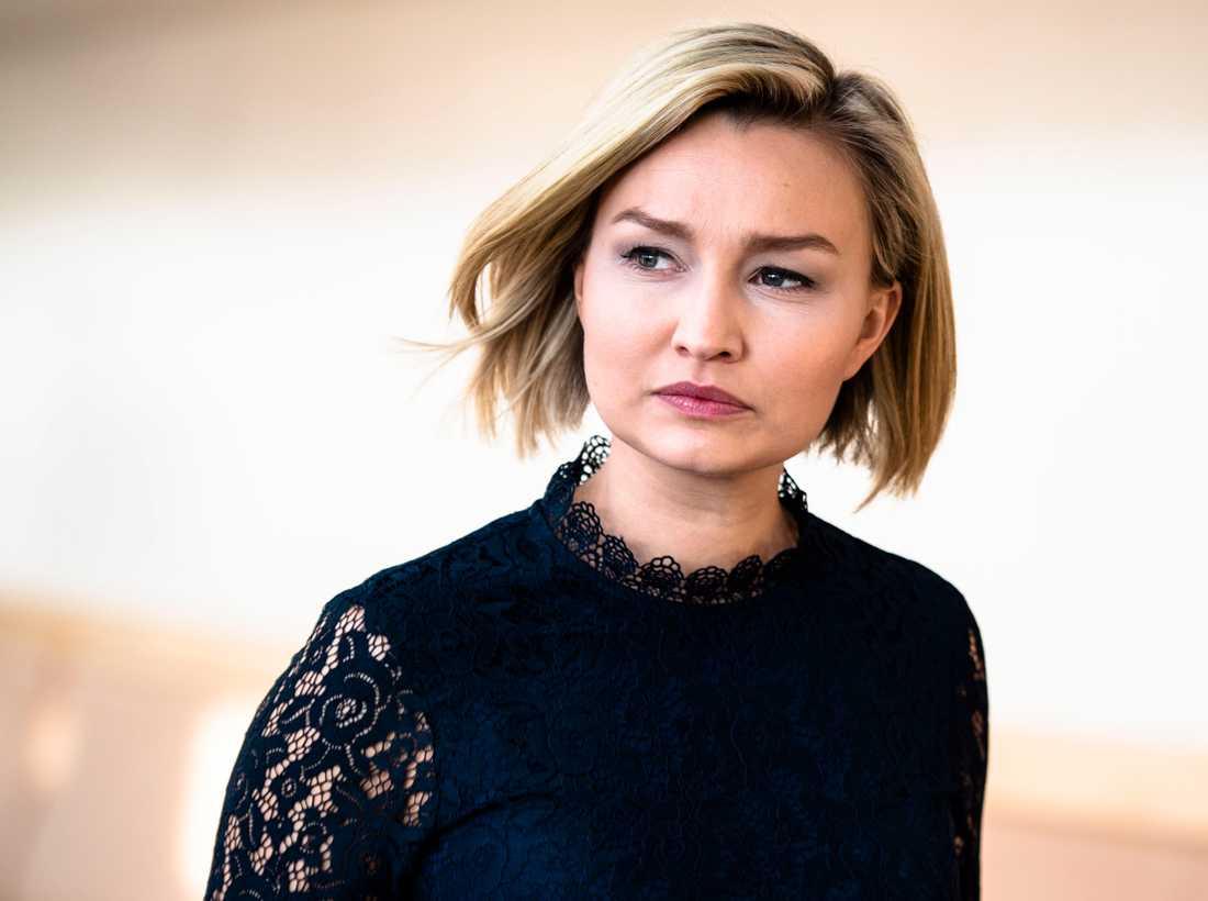 Ebba Busch Thor, Kristdemokraterna.