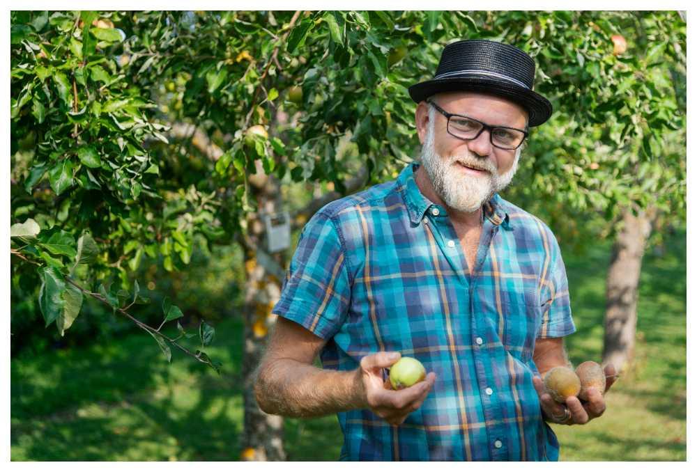 Optimera fruktskörden med Bosse Rappnes tips.