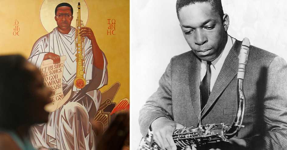 Jazzlegenden John Coltrane har fått en kyrka uppkallad efter sig – S:t John Coltrane Church