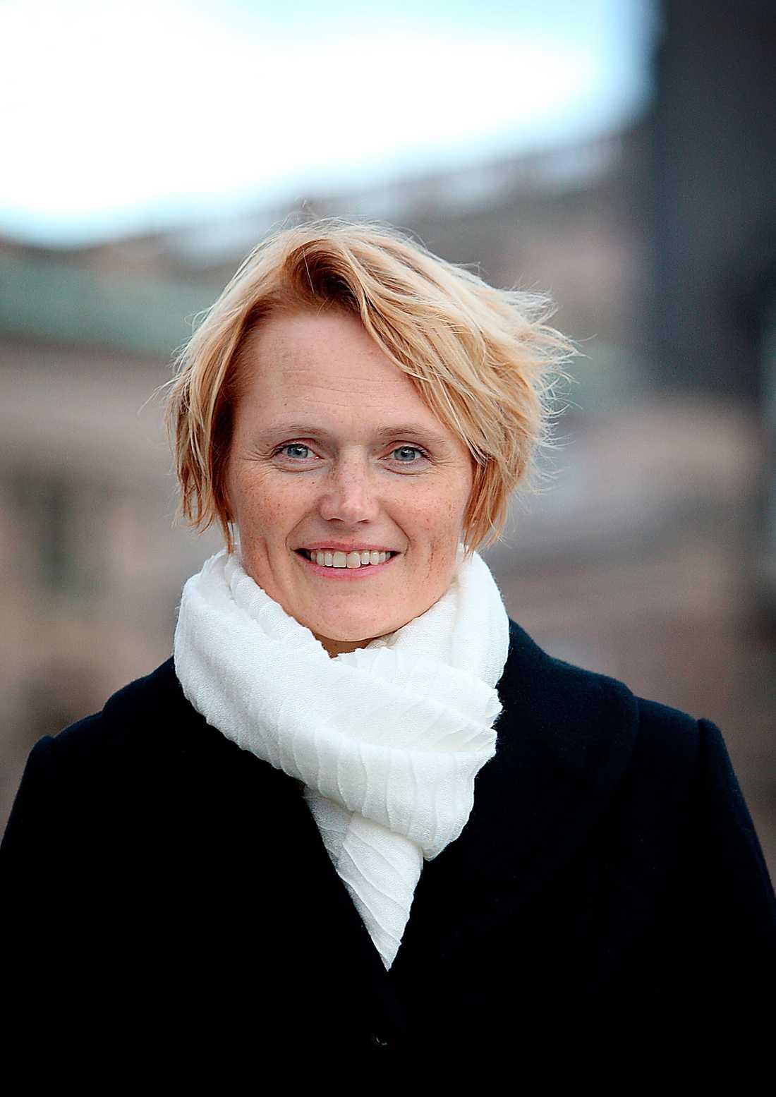 ...liksom Anna-Karin Hatt...