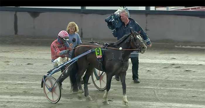 Åsbjörn Tengsareid och Will Prinsen vann det norska derbyt för kallblod.