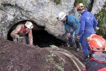 Fangarna I Grottan Hittade Aftonbladet