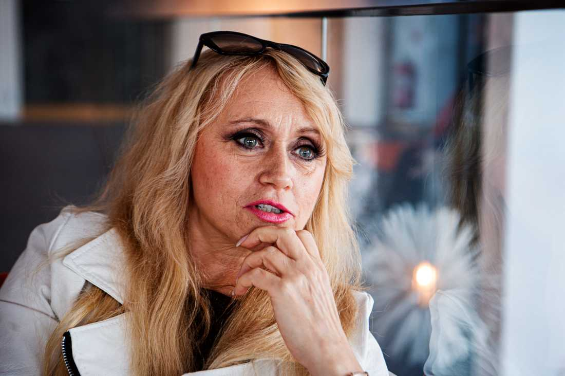 Nanne Grönvall tävlar i Melodifestivalen 2020.