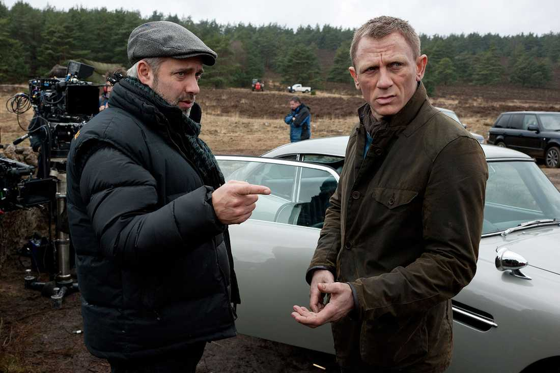 """Daniel Craig i """"Skyfall""""."""