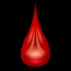 Bloddroppe.