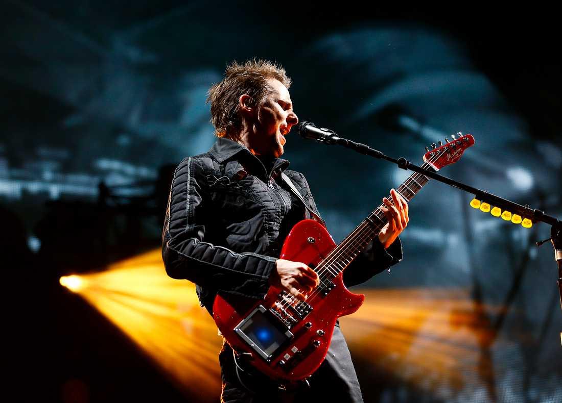 Matt Bellamy i Muse.
