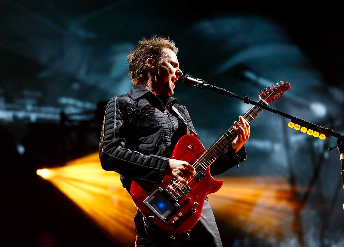 Matt Bellamy i Muse.