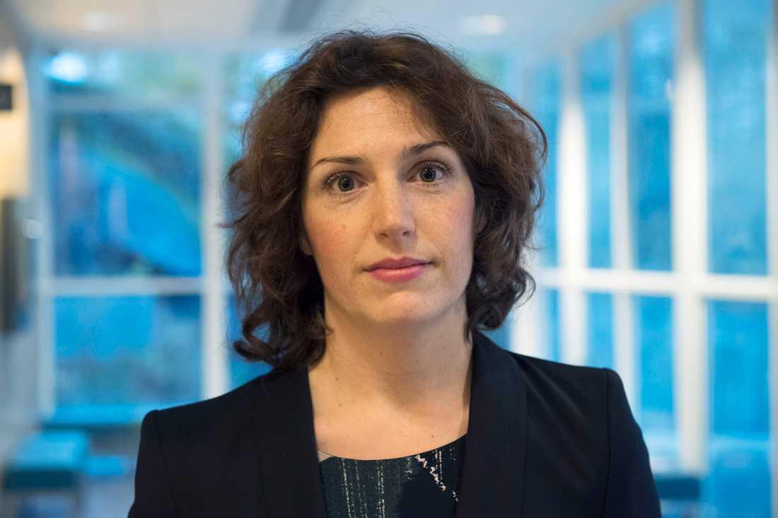 Åklagare Isabelle Bjursten
