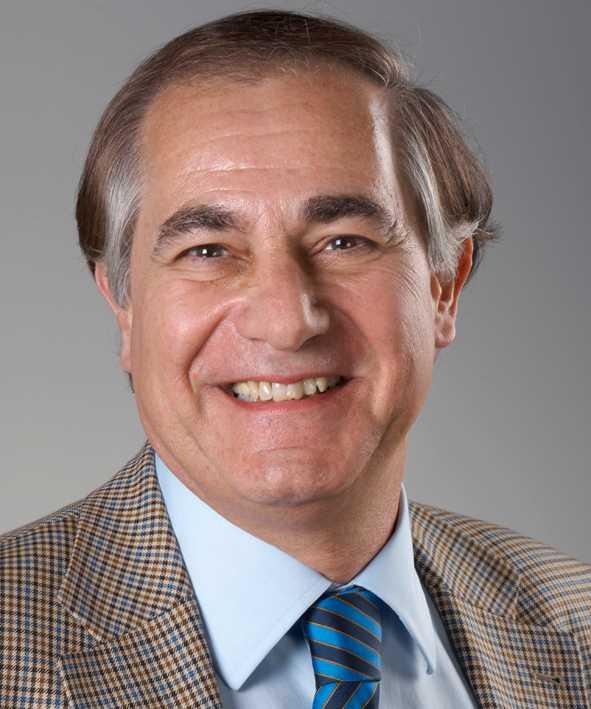 Jozef Kesecioglu, ordförande vid väl ansedda  European Society of Intensive Care Medicine (ESICM)