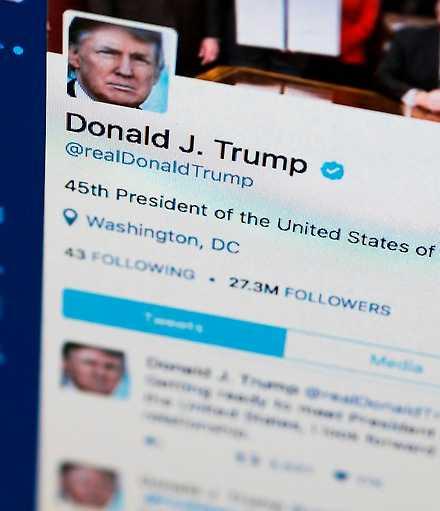 Trumps twittrande och trollarméer – baksidan av sociala medierevolutionen.