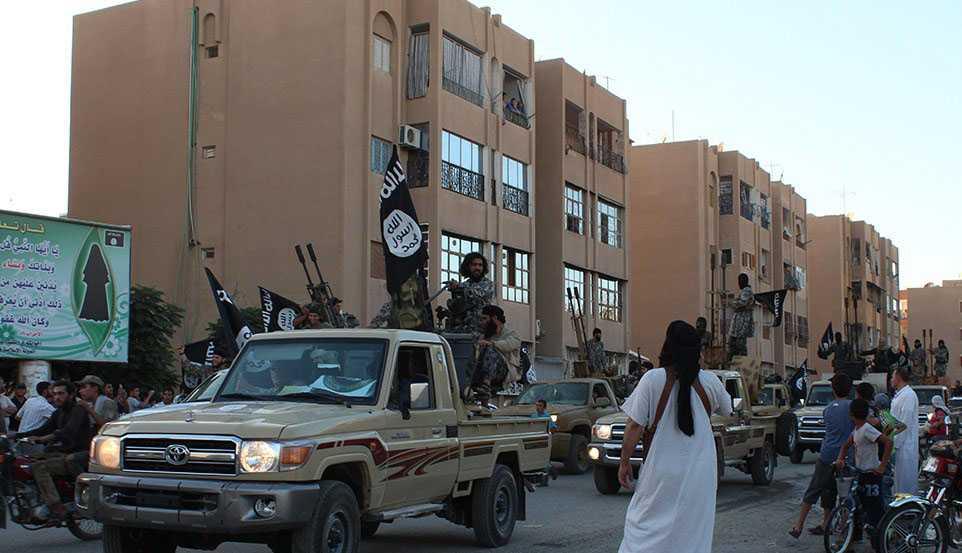 """""""IS har använt Toyota i strider, terrordåd och liknande"""""""