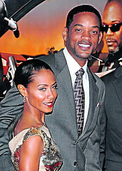 Jaden Smith är son till Jada Pinkett och Will Smith.