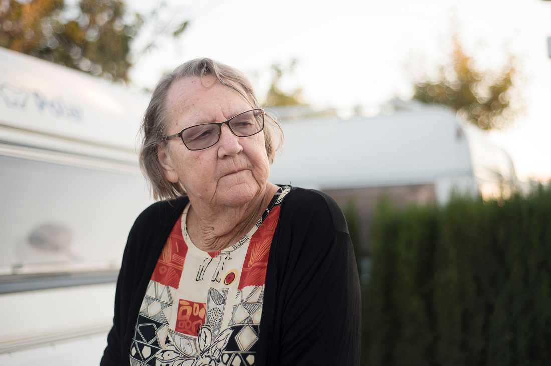 Marit Paulsen.