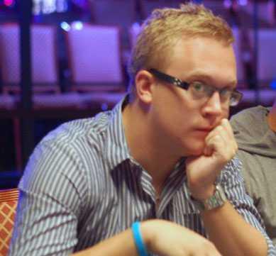 Jonatan Hellman har haft några lyckade veckor i Las Vegas.