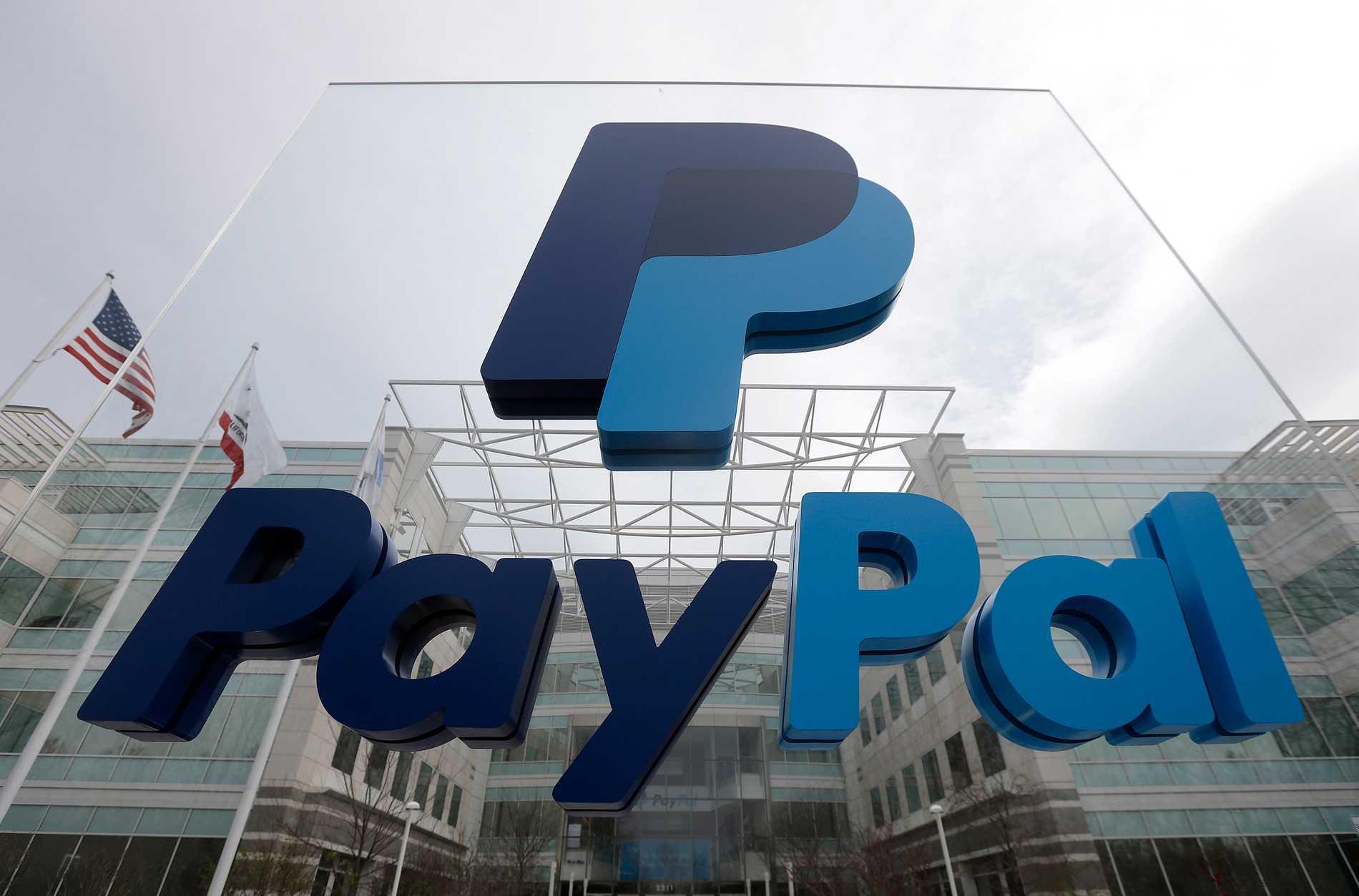 Paypals huvudkontor i San José, Kalifornien.