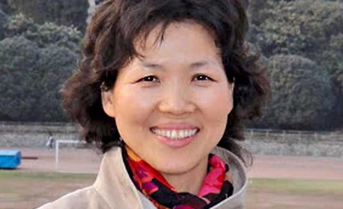Shi Zhengli.