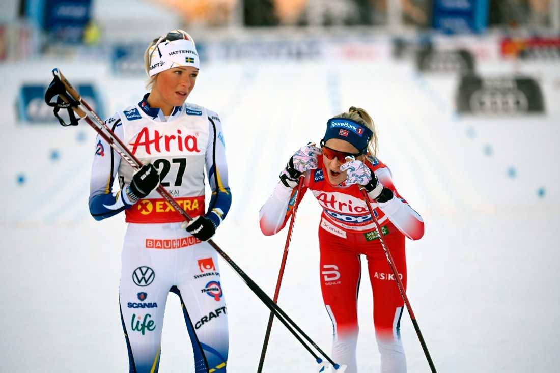 Sverige, Finland och Norge har alla hoppat av världscupen detta år. Arkivbild.