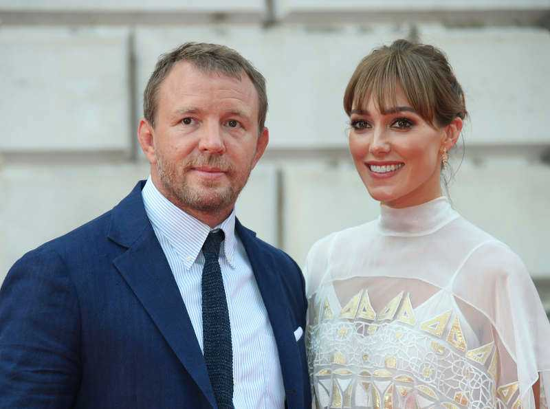Guy Ritchie.