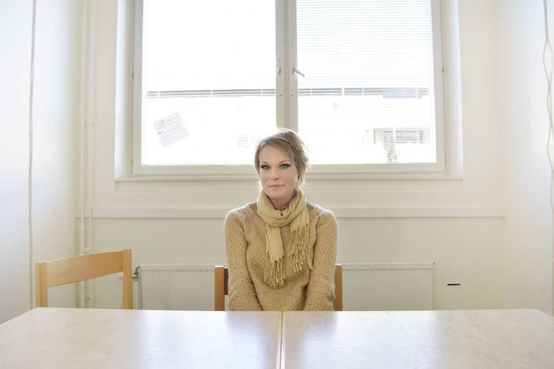 Ida Bostrom fotograferad av Aftonbladets fotograf Stefan Mattsson.