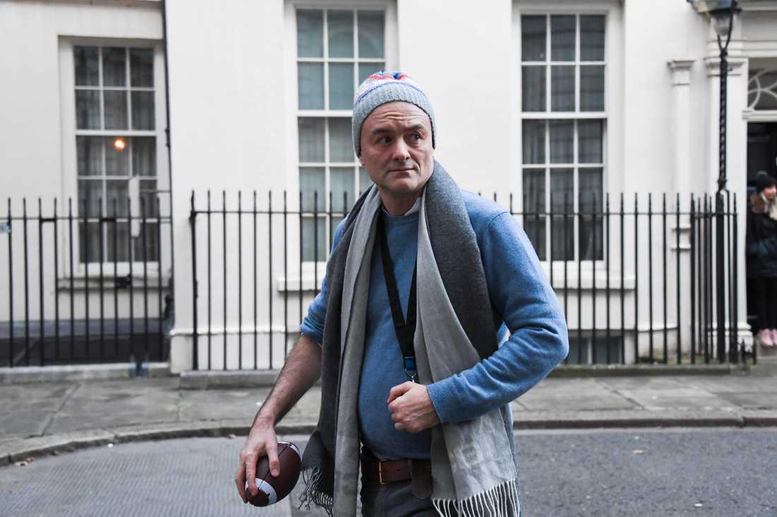 Den politiske strategen Dominic Cummings är en av premiärminister Johnsons närmaste män och har under en längre tid pekats ut som en person med väldigt stort inflytande på Downing street.